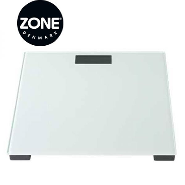 Zone Clean white personenweegschaal