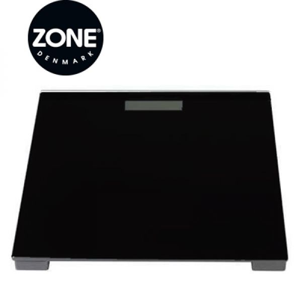 Zone Midnight Black personenweegschaal