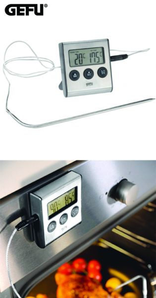 Gefu Digitale thermometer + timer